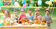 How to celebrate block party at Children's Birthday Parties Nassau Country