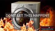 10 Safety Tips for Dryer - Appliance Safety Tip