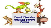 8 Top Tips For An Affordable African Safari Tours