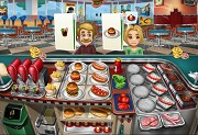 Cooking Fever is arcade time supervision cooking game created by Nordcurrent