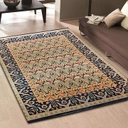 Crafting the Artistic Features of Oriental Rugs