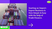 Importance of Trade Finance | Global Trade Finance | What is Trade Finance