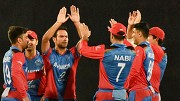 NABI AND MUJEEB MAKE IT TWO OUT OF TWO FOR AFGHANISTAN IN THE TRI-SERIES