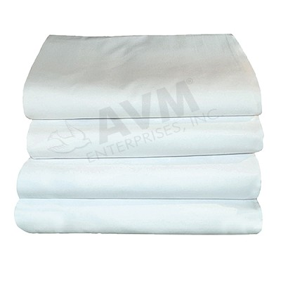 Twin Fitted Extra Long Sheets - White