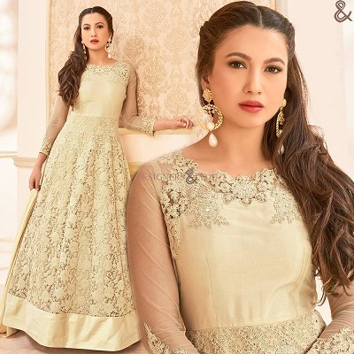 Good-Looking And Tempting Anarkali For Unique Styling To Look Fashionable