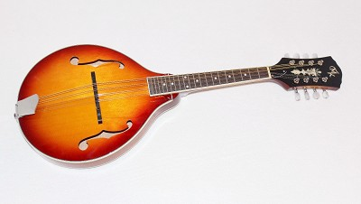 Michael Kelly MKASOLIDHS-FD Solid Wood A-Style Mandolin