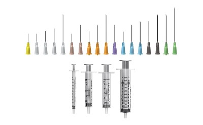 Syringes and Needles UK | Syringes Online - AHP Medicals