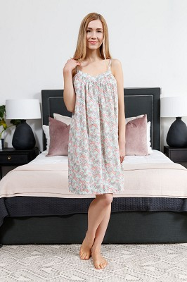 COTTON BABY DOLL NIGHTIE