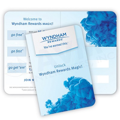 Wyndham Rewards Keycard Holders