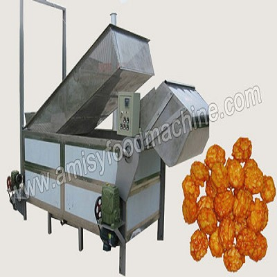 Nuts Frying Machine