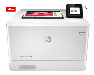 Buy ONline HP LaserJet Pro M454dw Wireless Color Laser Printer on Easy Finance