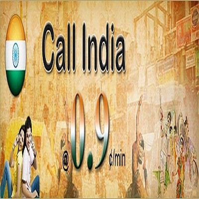 Cheap calling to India