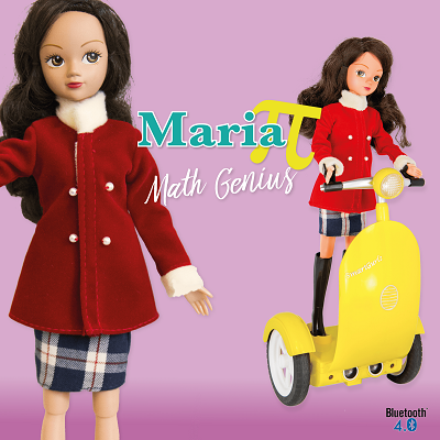 Buy Smartgurlz Siggy Robot with maria doll for Kids in Canada