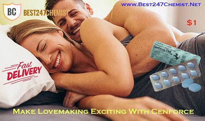 Make Your Erection Harder And Stronger With Cenforce