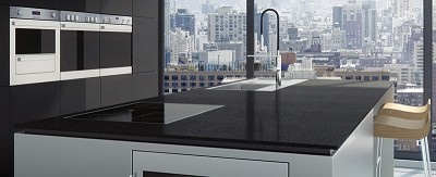 Caesarstone Quartz Kitchen Worktops at MKW Surfaces