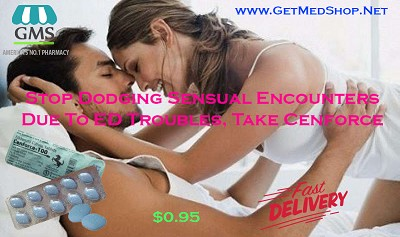Get Cenforce To Boost Your Sensual Intimacy Moments