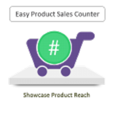 Easy Product Sales Counter Extension - Velanapps