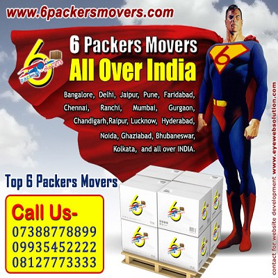 6 Packers Movers