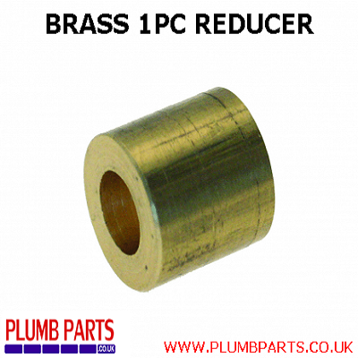 BRASS 1PC REDUCER  (BRASS FITTINGS)