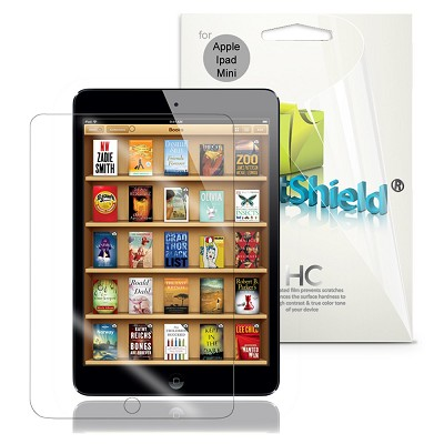 GreatShield Ultra Smooth Clear Screen Protector Film for Apple iPad Mini (3 Pack)