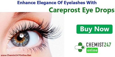 Attain Glorious Eyelash With Careprost To Be Different From The Crowd