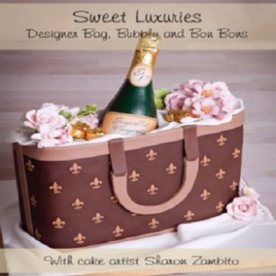 Sweet Luxuries DVD - Instructional DVDs