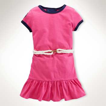 Active Pink Belted Wholesale Kids Clothing