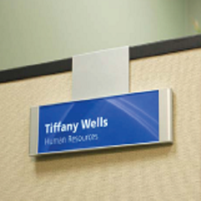 Nameplates For Office Signs, Name Plate Sign Frames