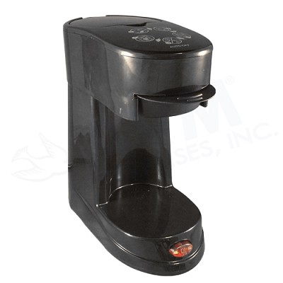 1 Cup Pavy Black Coffee Maker