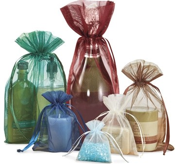 wholesale organza bags