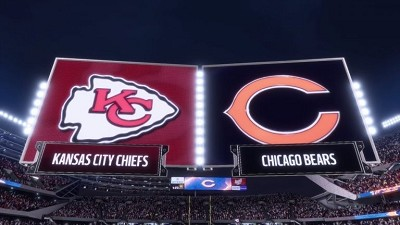 Chiefs vs Bears Live