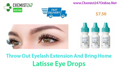 Manage Glaucoma and Hypotrichosis With Latisse