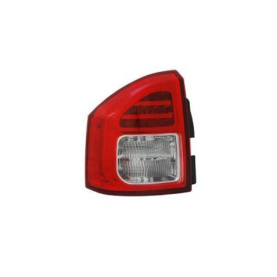 TYC 11-6448-00 Jeep Compass Left Replacement Tail Lamp