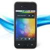 3.5 Multi-touch Screen Android 2.2 WIFI GPS Smart Phone (Black)