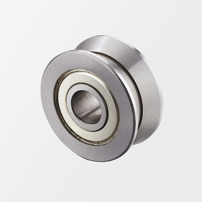Track Roller Bearing with V Groove LV