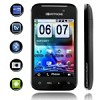 XK-L621 Android 3.5-inch Touch Screen Dual SIM Standby Wifi GPS TV Smartphone(Black)