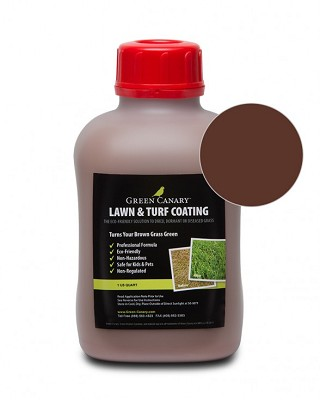 Green Canary Grass Colorant - Brown (1 Quart)