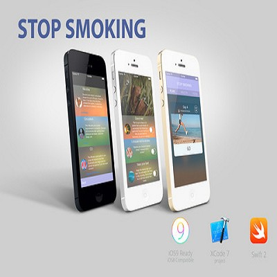 Stop Smoking Source Code