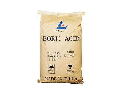 Is Boric Acid Soluble In Water?